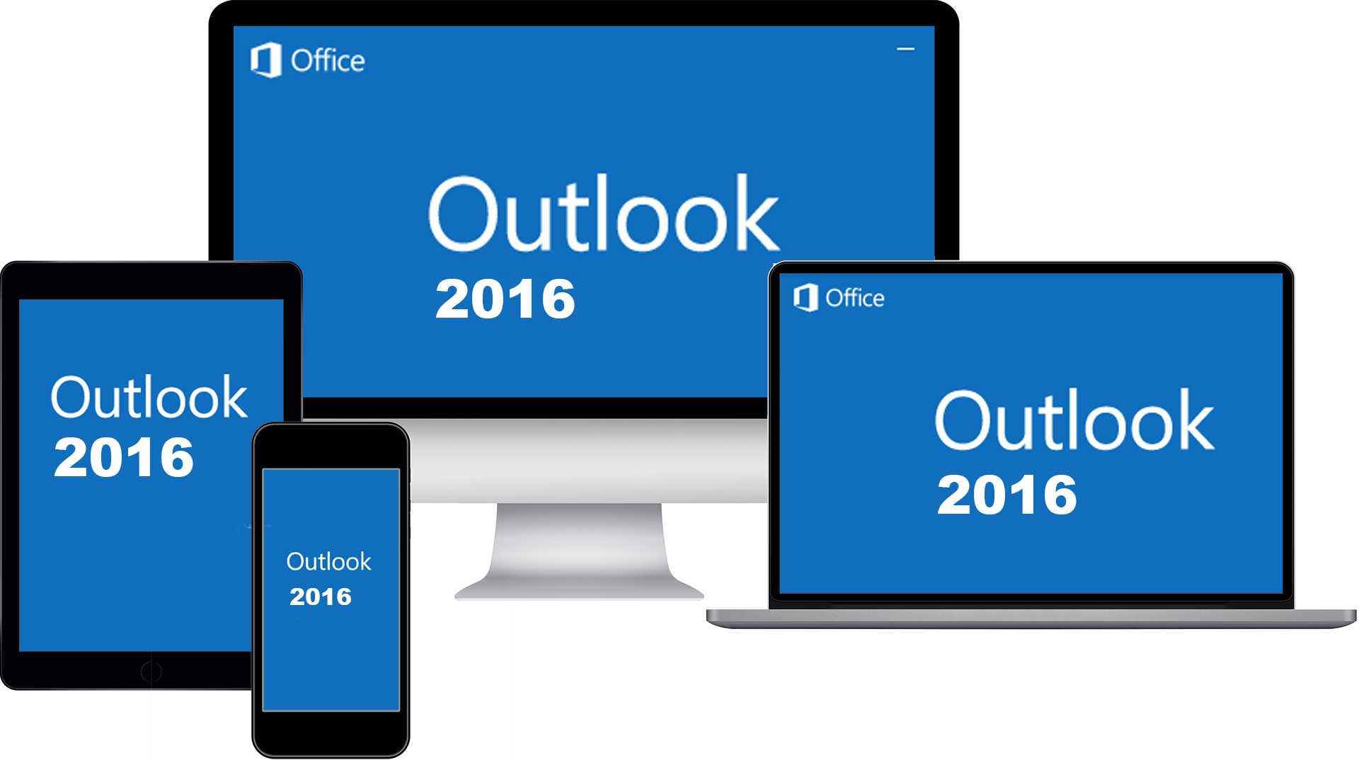 E-Mail-Konto in Outlook™ 2016 einrichten